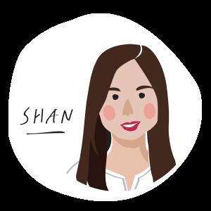 I'm Shan.